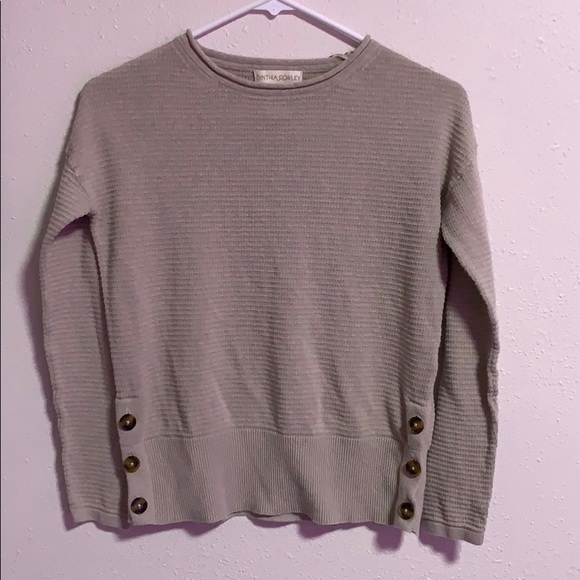 Cynthia Rowley lightweight sweater